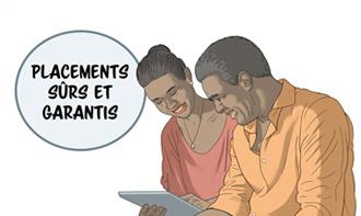 Diane et Samuel ont choisi surtout des placements à faible risque.