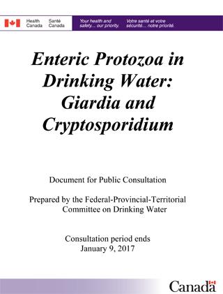 giardia and cryptosporidium treatment
