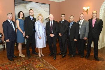 Public Service Award of Excellence 2015 Recipients