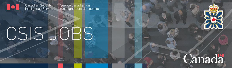 CSIS Jobs - Canada ca
