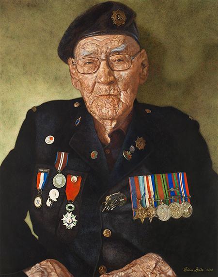 Indigenous Veteran Mr. Philip Favel