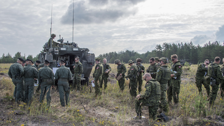 Operation REASSURANCE - Canada ca