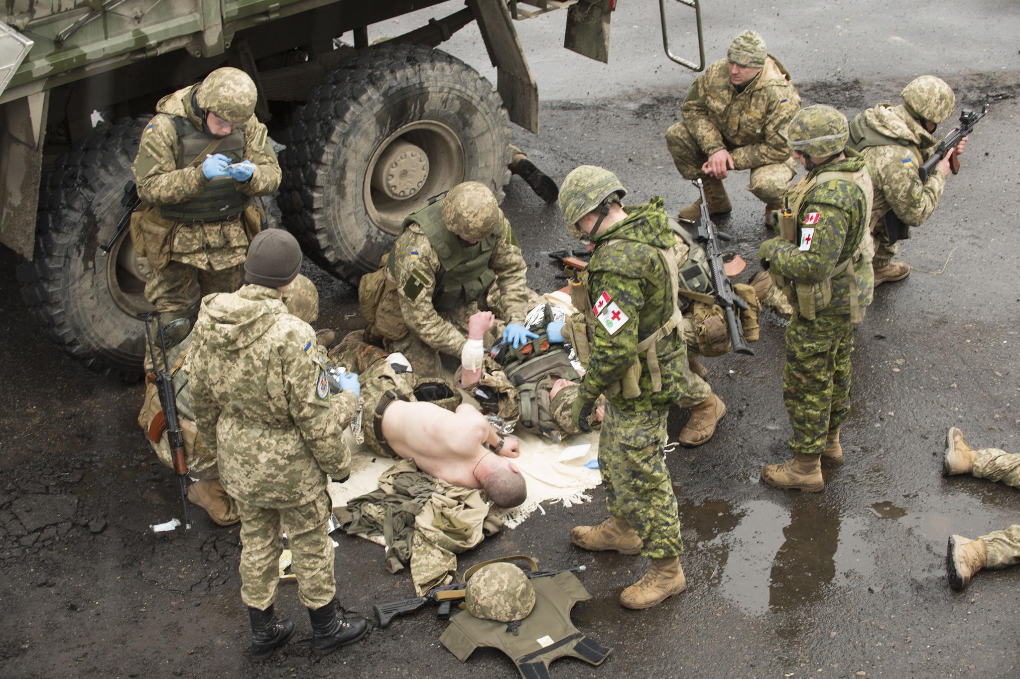 Operation UNIFIER - Canada ca