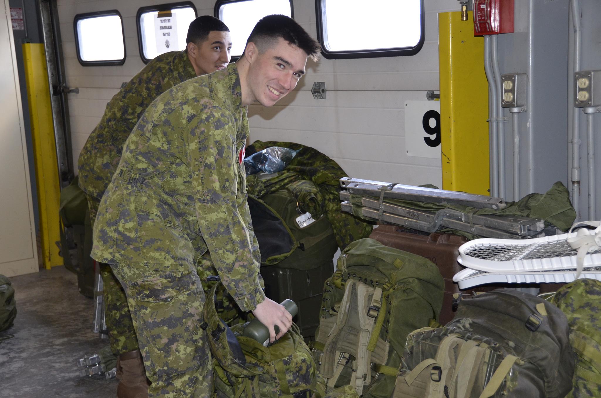 Operation LENTUS - Canada ca
