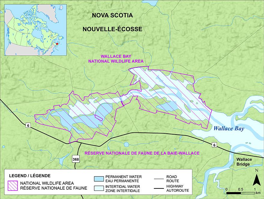 Wallace Bay National Wildlife Area - Canada.ca