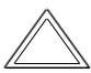 Symbol for one large iceberg