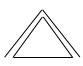 Symbol for one medium iceberg