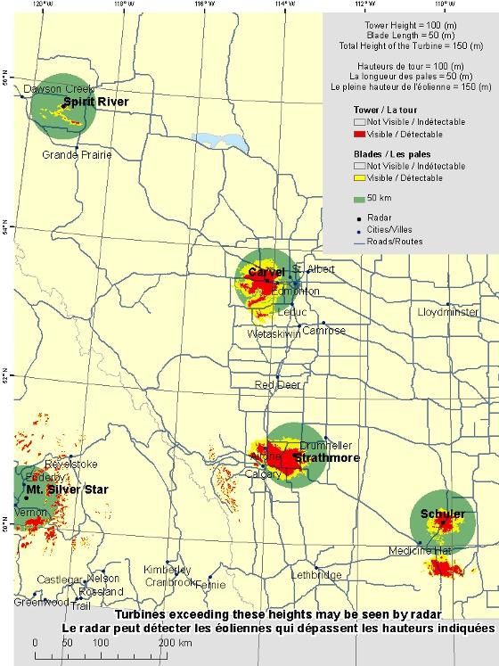 Alberta Weather Map Alberta radar visibility maps   Canada.ca Alberta Weather Map