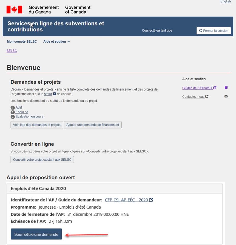 b591428601101a Services en ligne des subventions et contributions   Guide de l ...