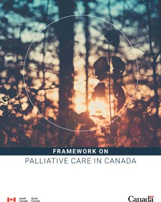 Framework on Palliative Care in Canada - Canada ca