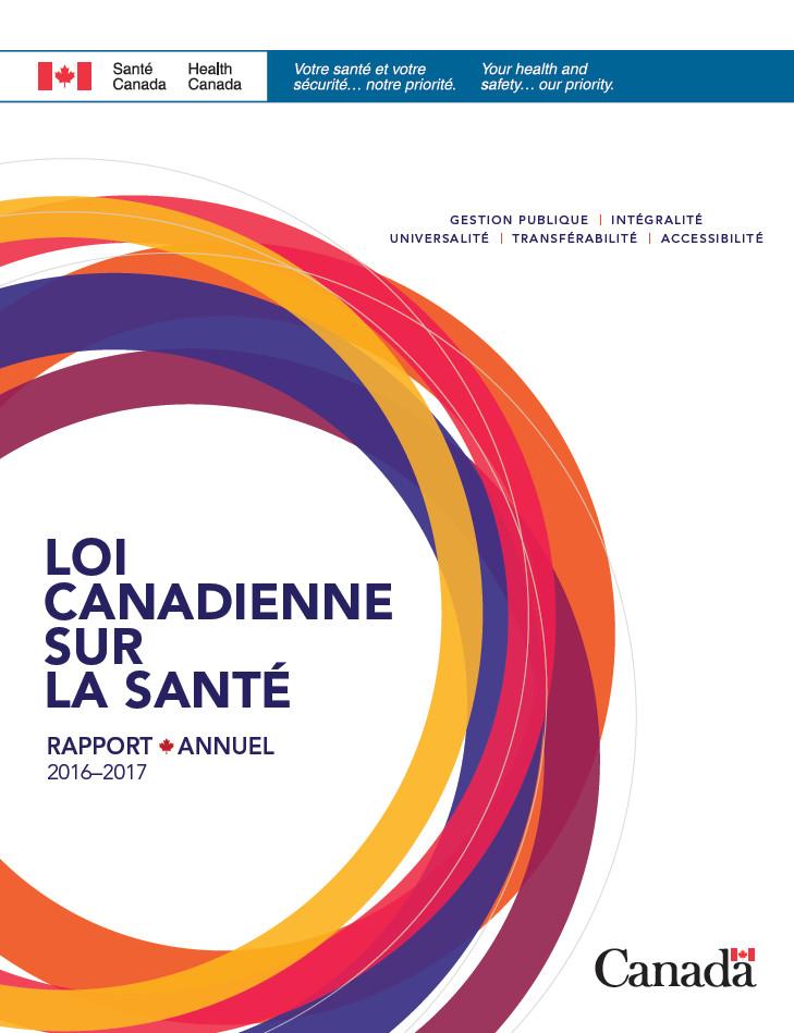 fd8073b59e6980 Loi canadienne sur la santé   Rapport annuel 2016-2017 - Canada.ca
