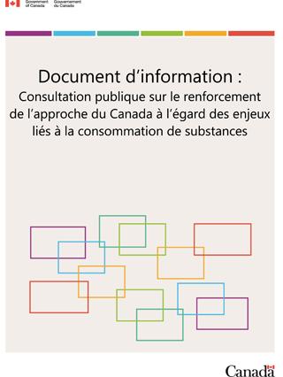 Le renforcement de l approche du Canada à l égard des enjeux liés à la  consommation de substances 31eb93d298c4