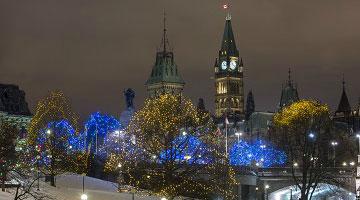 Christmas In Canada.Christmas Lights Across Canada 2018 Canada Ca