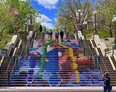 Temporary exhibits - Public art and monuments - Canada ca
