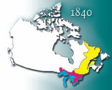 Map Of Canada In 1873.Historical Boundaries Of Canada Canada Ca