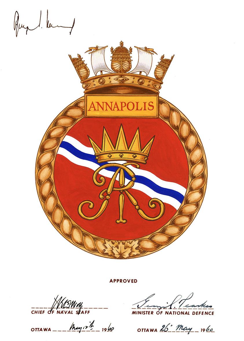 Branchement Annapolis