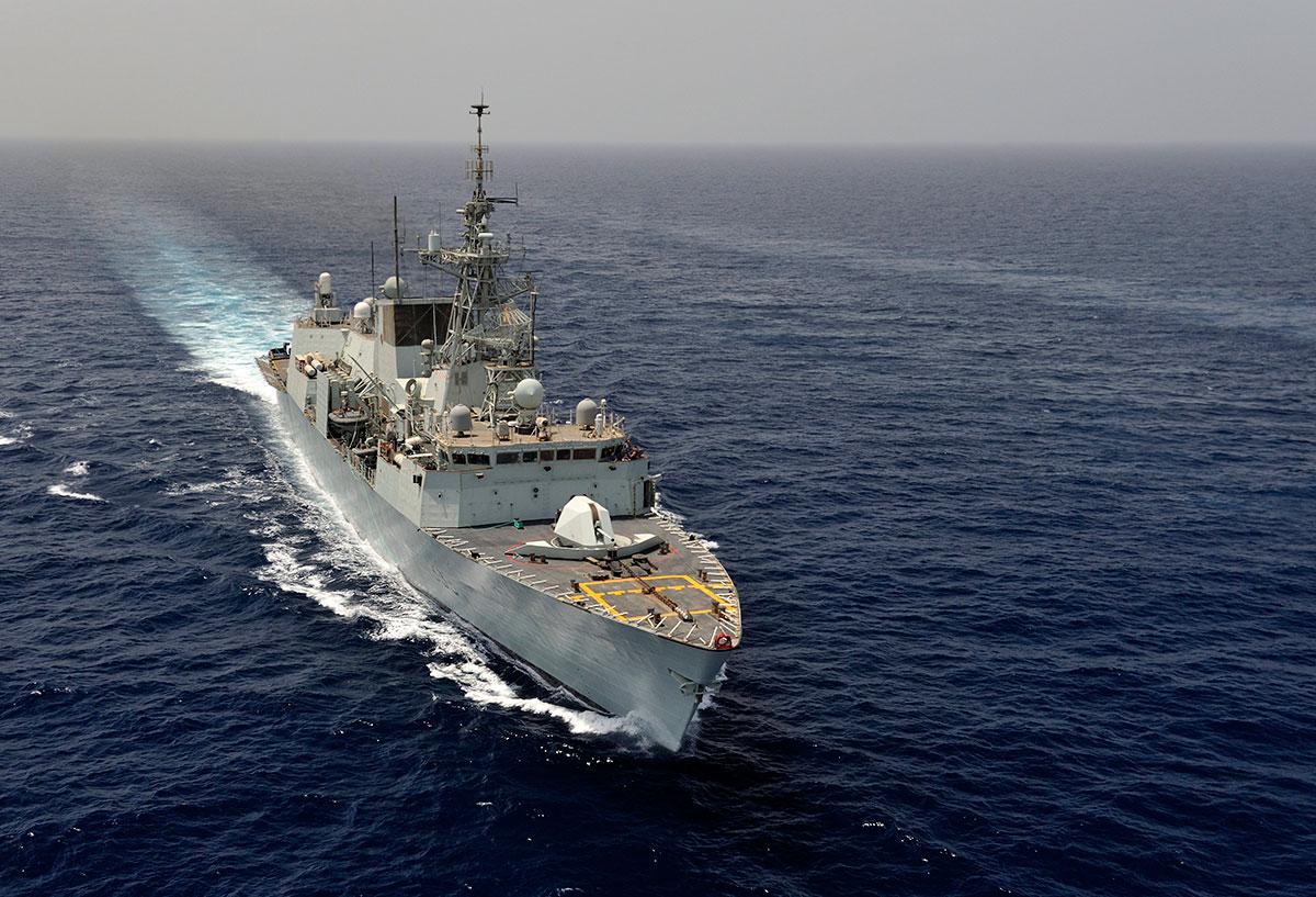 HMCS Toronto (FFH 333)