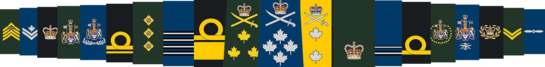 Rank appointment insignia - Canada ca