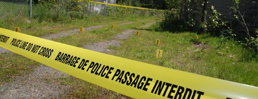 Help solve a crime - Canada ca