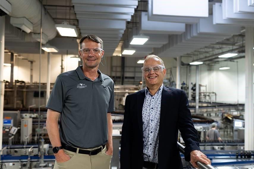 Moosehead Breweries becomes operational, gets energy efficiency upgrades