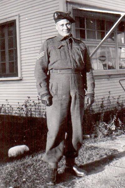 Sergeant John Albert Collis