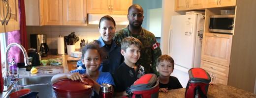 Military housing - Canada ca