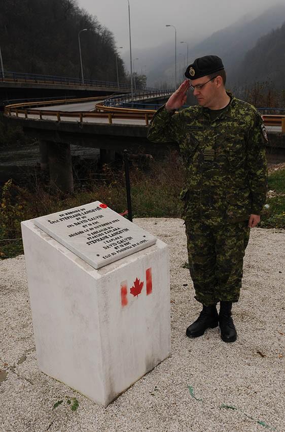 European Union Force in Bosnia Herzegovina (EUFOR) - Canada ca
