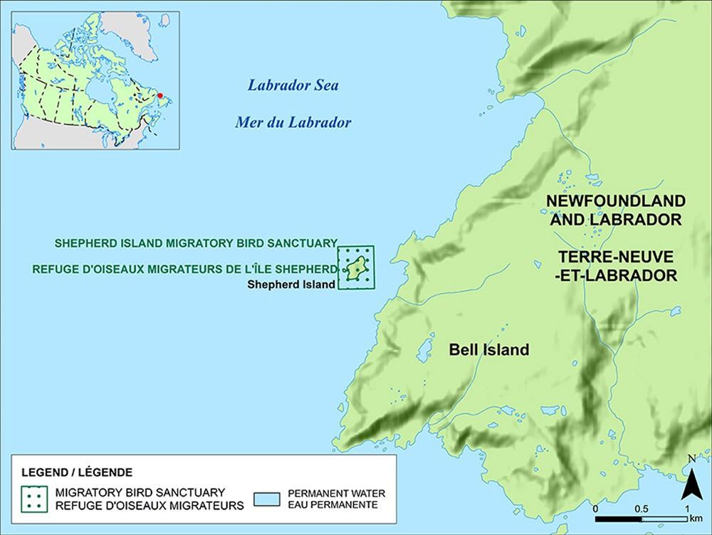 Shepherd Island Migratory Bird Sanctuary - Canada.ca