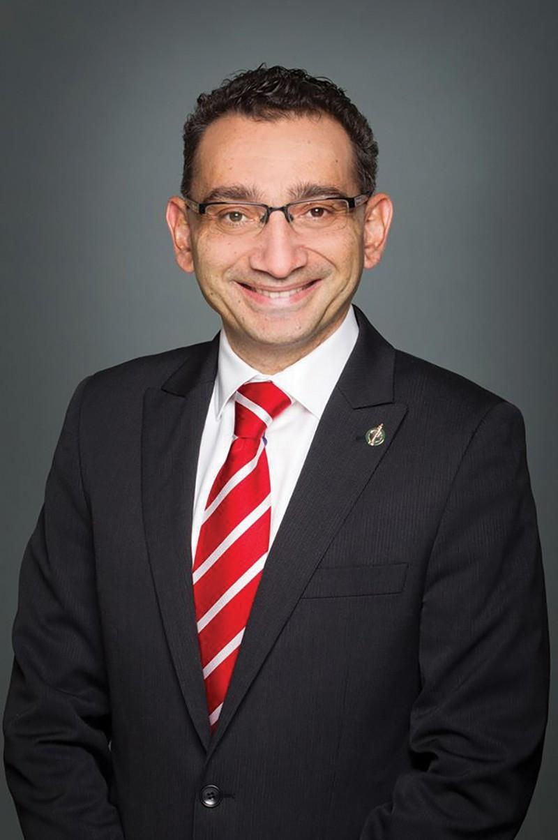Omar Alghabra, Parliamentary Secretary - Canada.ca