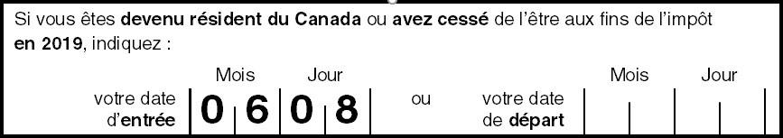 revenu canadá remboument impot 2020