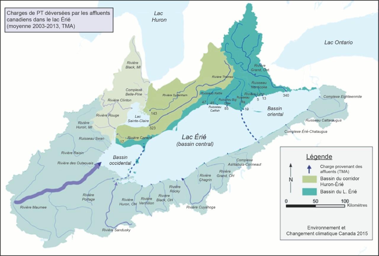 Puits Canadien Plan pour plan d'action canada- ontario pour le lac Érié - canada.ca