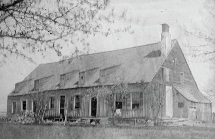 Ancienne mission, construite en 1784